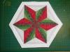 Hvězda z pruhovaných trojúhelníků