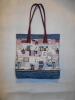 Taška zvětšovací - rozepnete zip a taška se zvětší