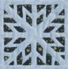 Technika falešné molas sněhová vločka