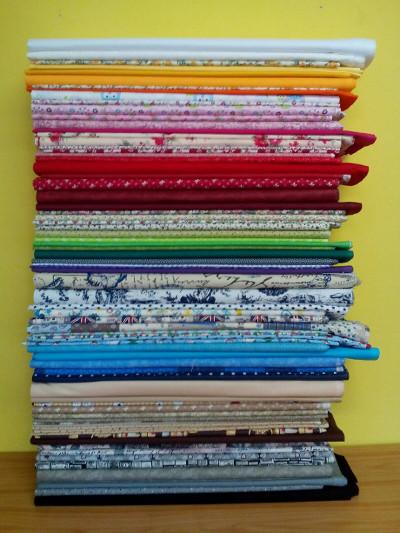 Látky pro patchwork